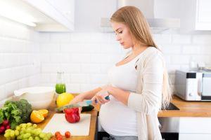 alimentacion estrias-embarazo