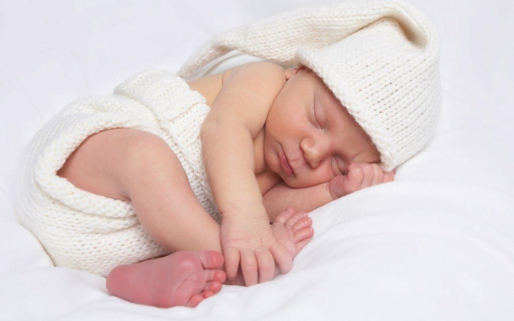 20 cosas que necesita un recién nacido
