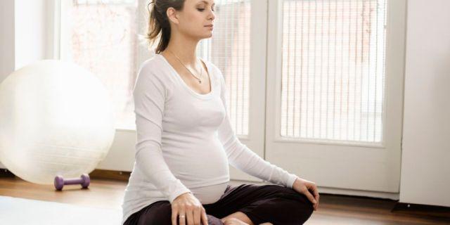 relajacion en el embarazo