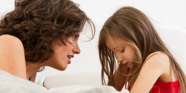 hablar con ninos