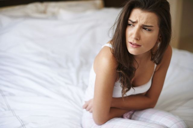 sintomas menstruales