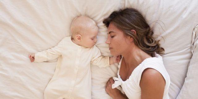 Dormir con bebe