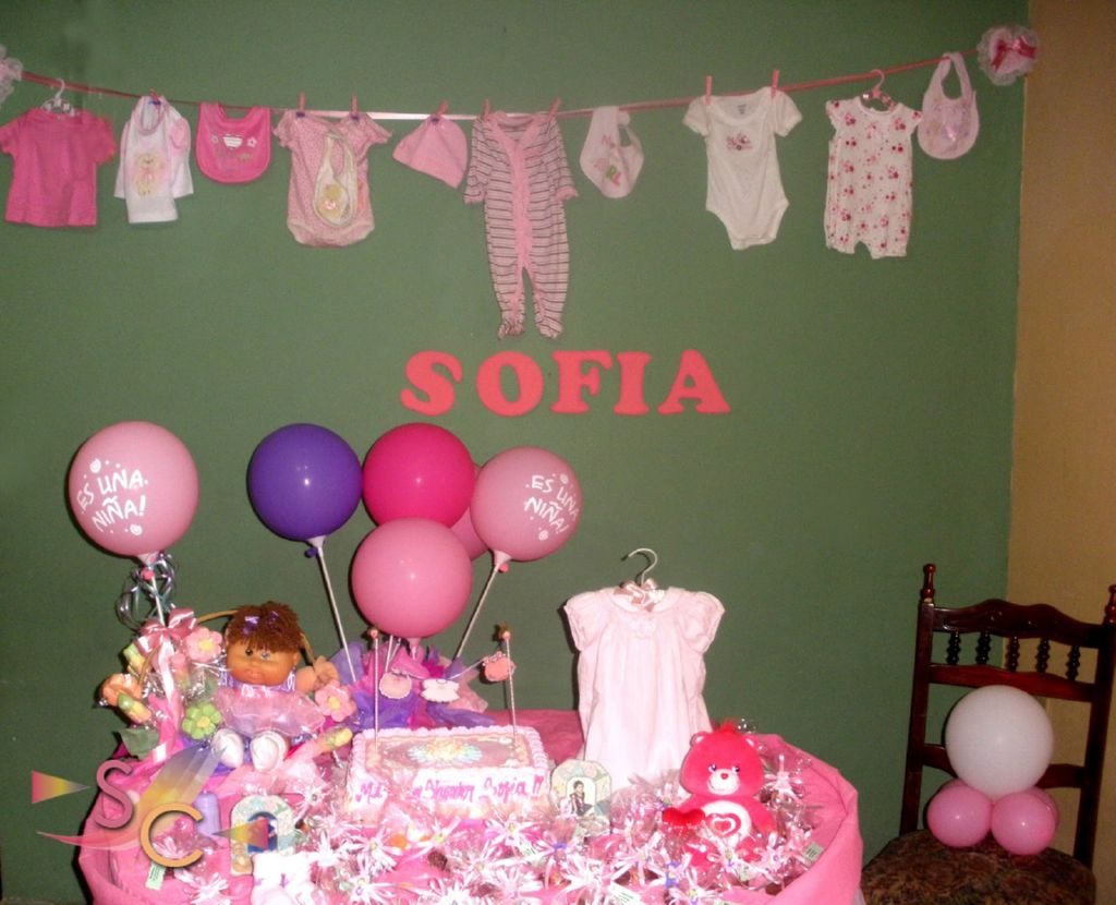 C mo organizar un baby shower perfecto ideas trucos y for Cosas de decoracion