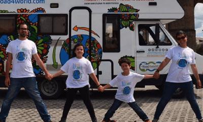 Viajando en Familia Por el Mundo: Conoce Road4World #BloggersChile