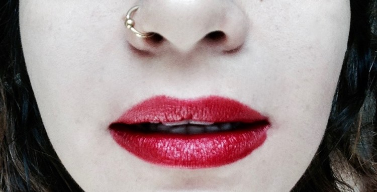 guerlain kiss kiss red passion