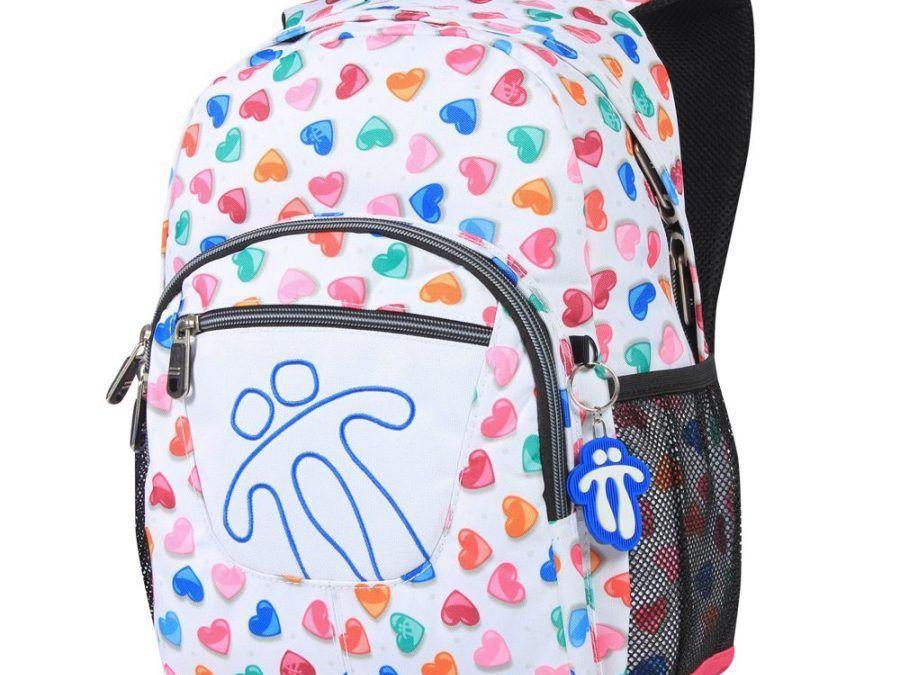 Vuelta a clases con Totto y sus nuevas colecciones de mochilas escolares.
