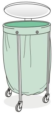 Linen Skips
