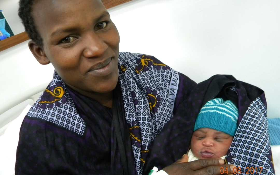 What the Kivulini Maternity Centre means to Naomi