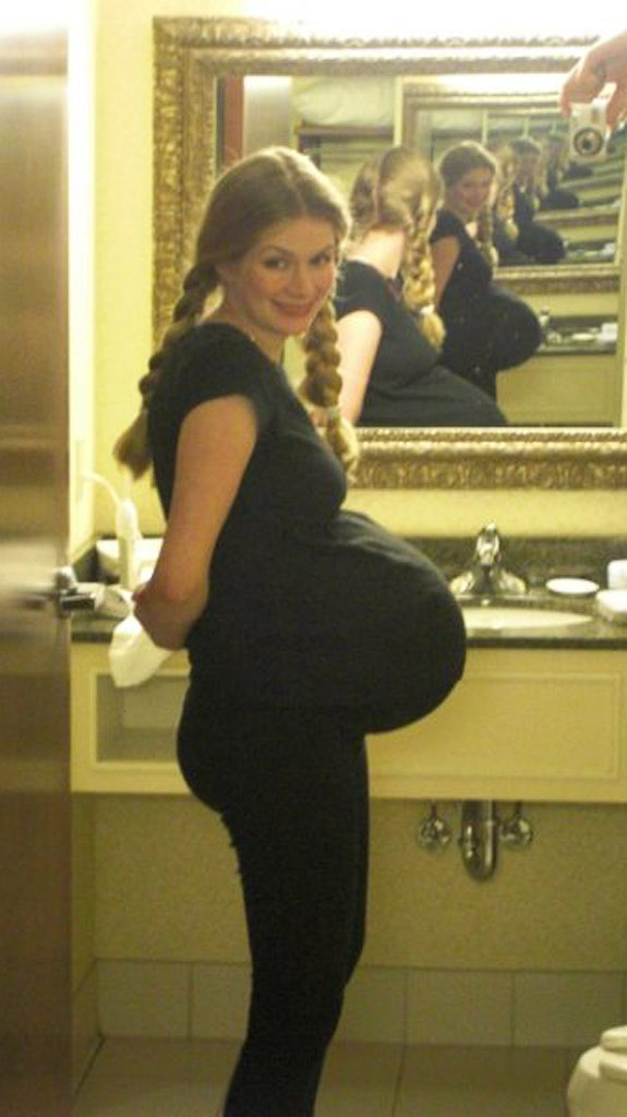 38 weeks pregnant – The Maternity Gallery