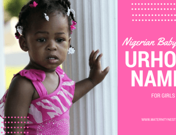 Nigerian baby names: 240 Yoruba names for girls and their