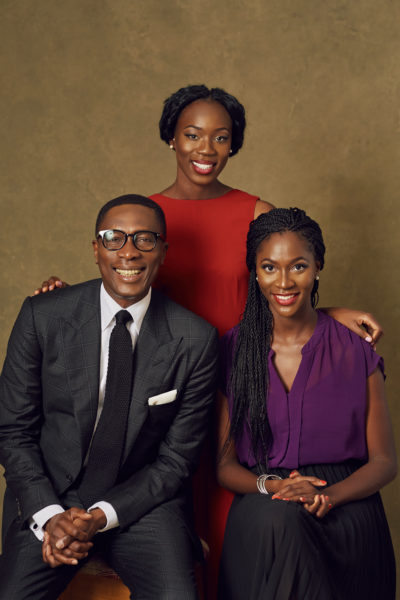Dr  Tony Rapu writes a touching letter to his daughters in