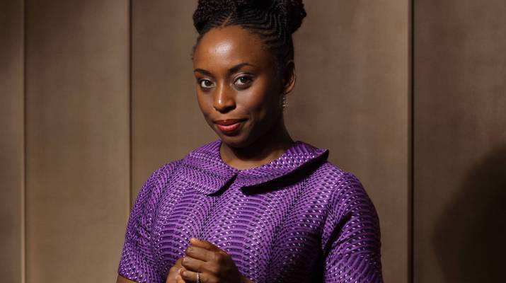 feminist manifesto-Chimamanda Ngozi Adichie