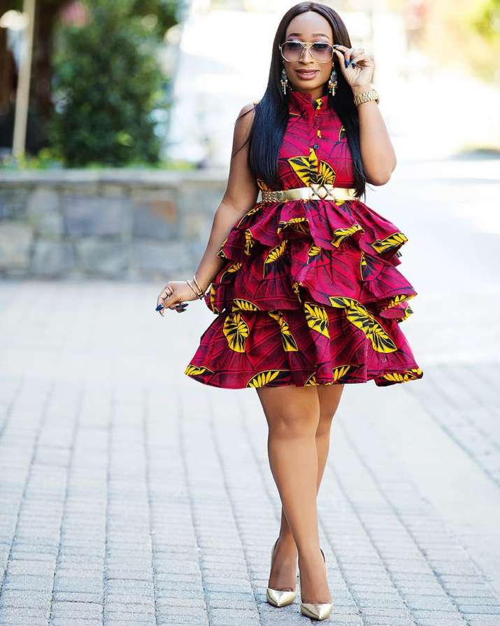 Pregnant and slaying: Chic Ama redefines maternity style ...