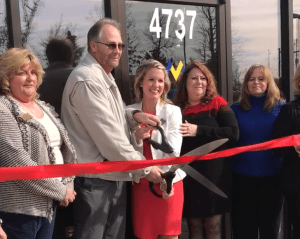Matern Staffing's Ribbon Cutting