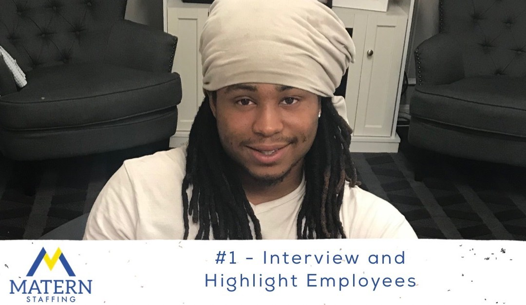 Employee Spotlight – Jalen