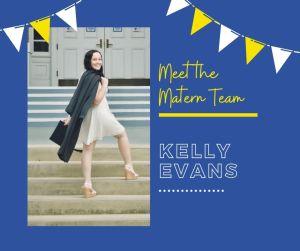 Meet the Matern Team featuring Kelly Evans