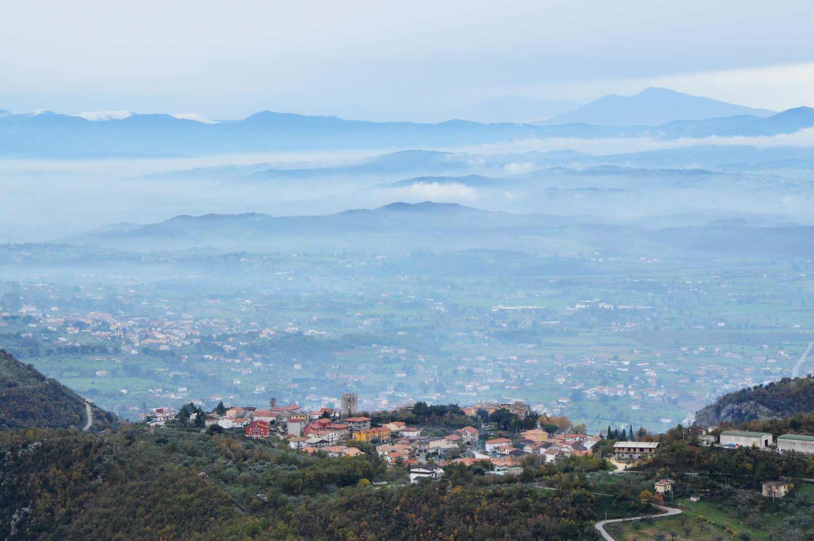 Castello del Matese e la Valle  Guida Turistica del
