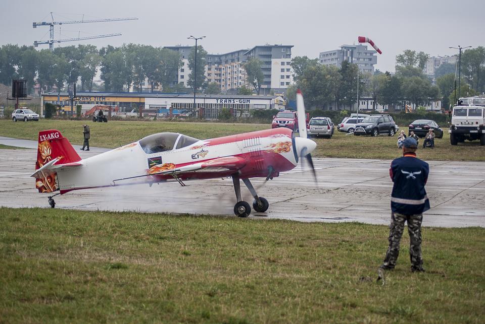 Jurgis Kairys, Kraków, Małopolski Piknik Lotniczy