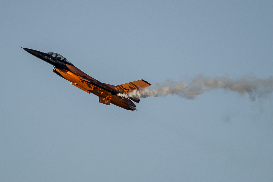 Radom Airshow F-16 Demo Team 2013