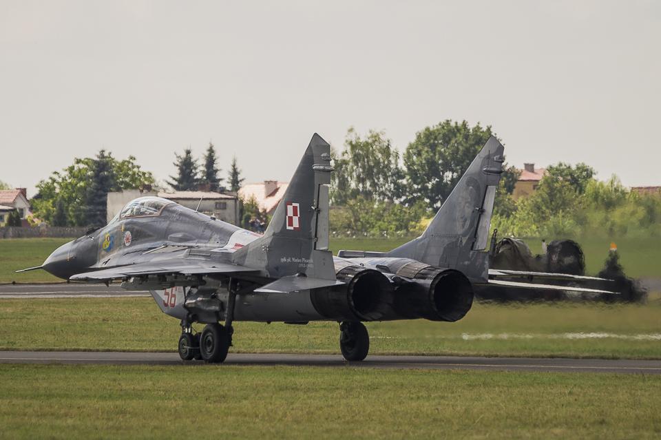 Radom Airshow MiG-29 2013