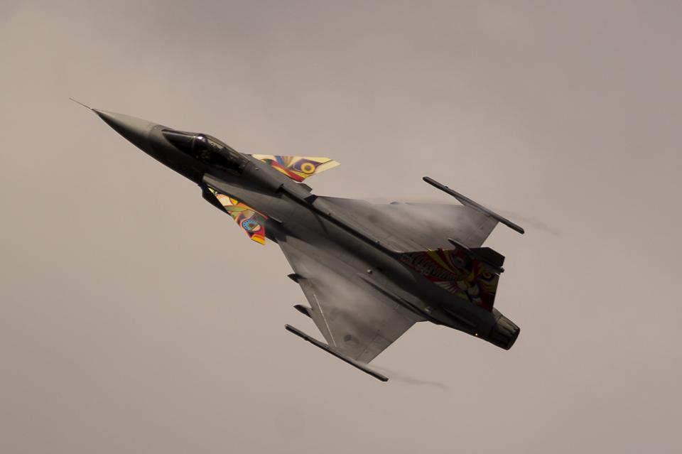 Radom Airshow Jas39C Gripen 2013