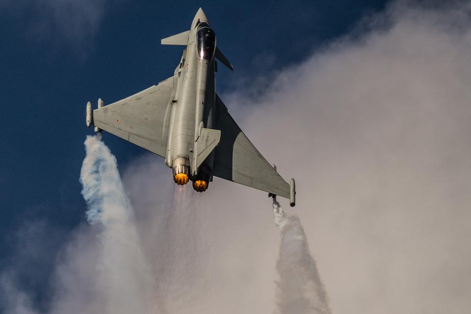 Radom Airshow EF-2000 2013
