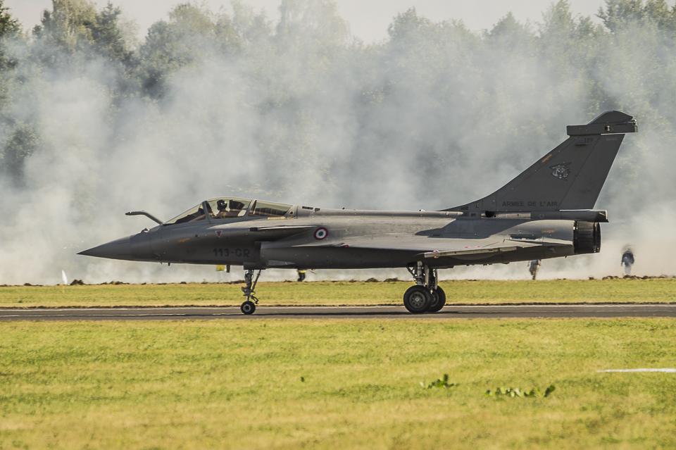 Radom Airshow JAS-39C Gripen 2013