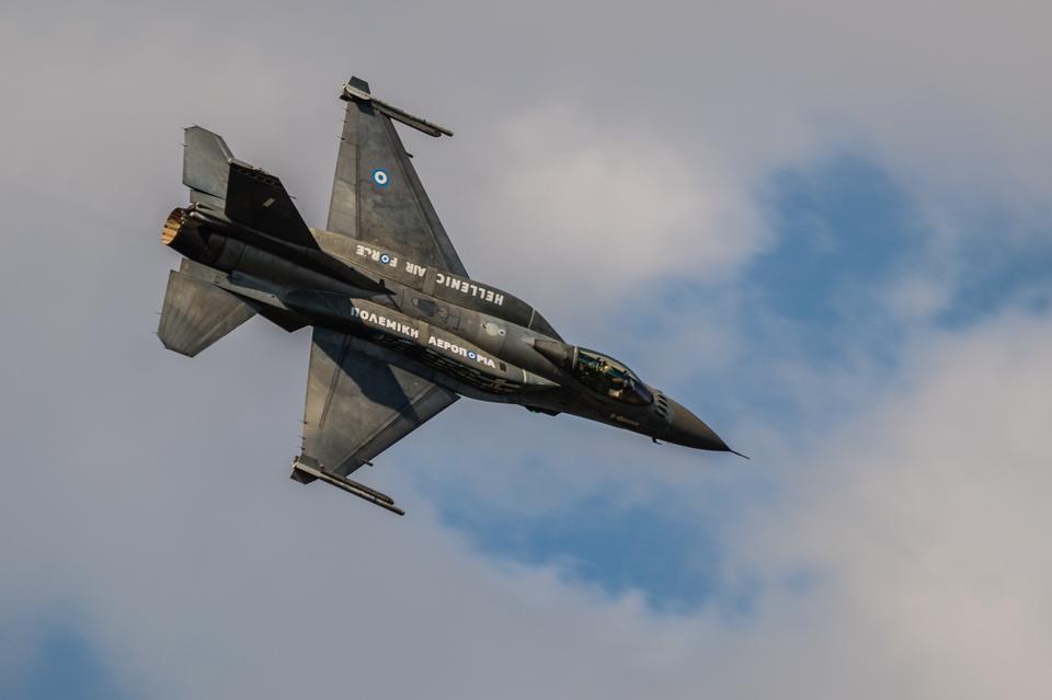 Radom Airshow F-16 Zeus Demo Team 2013