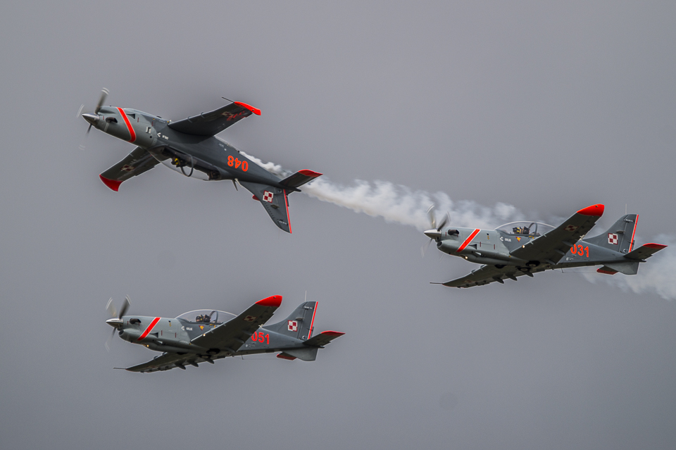 Radom Airshow Orliki 2013