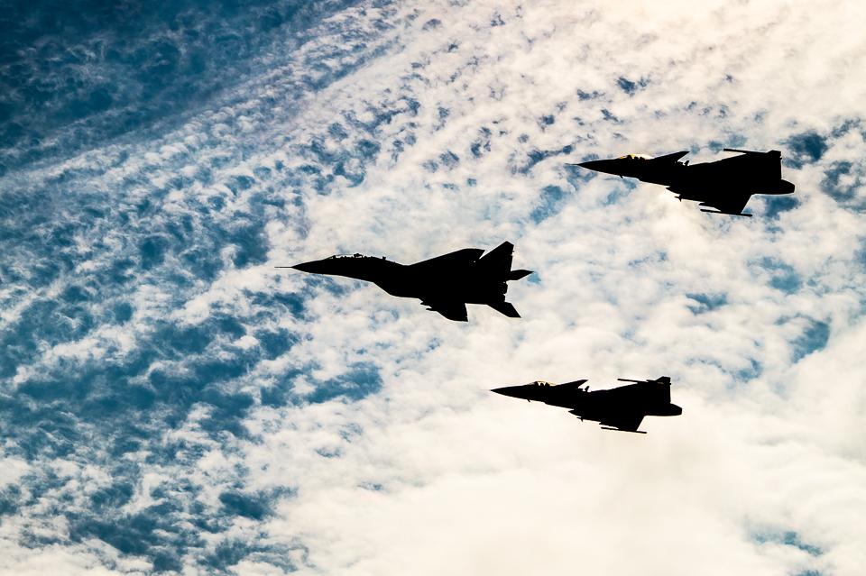 MiG 29 NATO Days 2013 zdjęcia