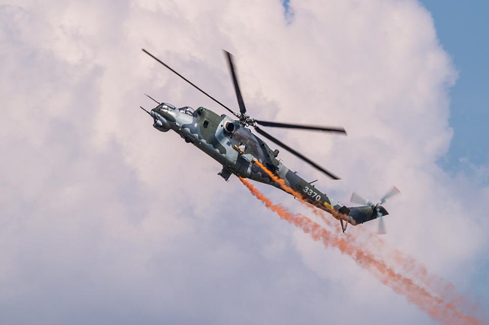 Mi-24 SIAF 2013