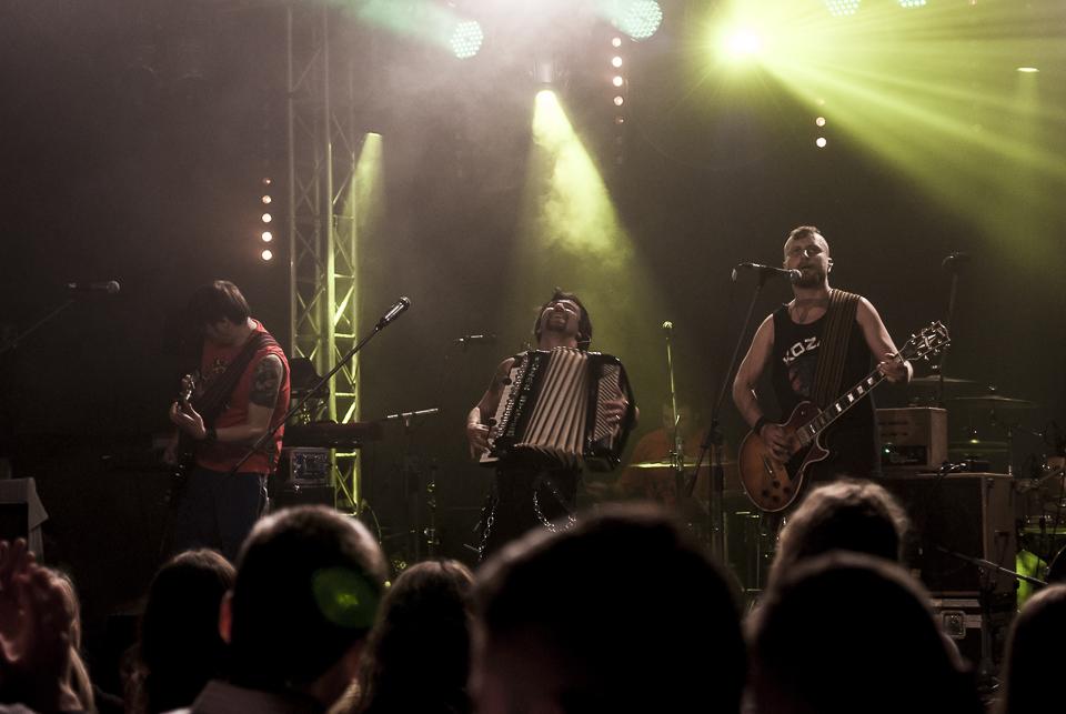 Kozak System Life On Stage 2014 Kraków