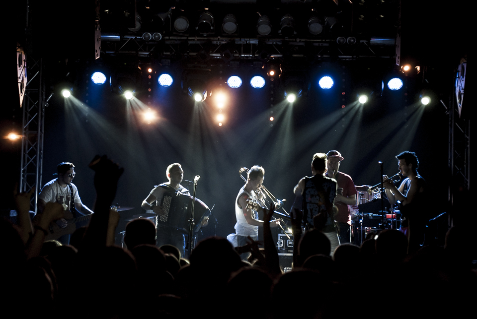 Enej Life on Stage 2014 Kraków