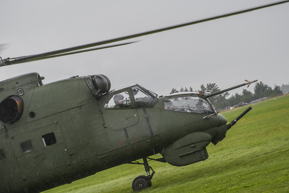 Mi-24 w Nowym Targu