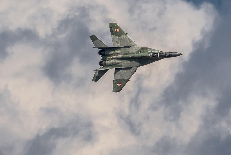 MiG29 NATO Days 2014