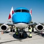Inauguracja KLM w Kraków Airport