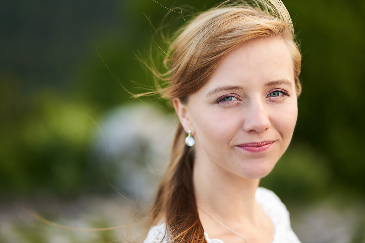 Portret Młodej Pamni