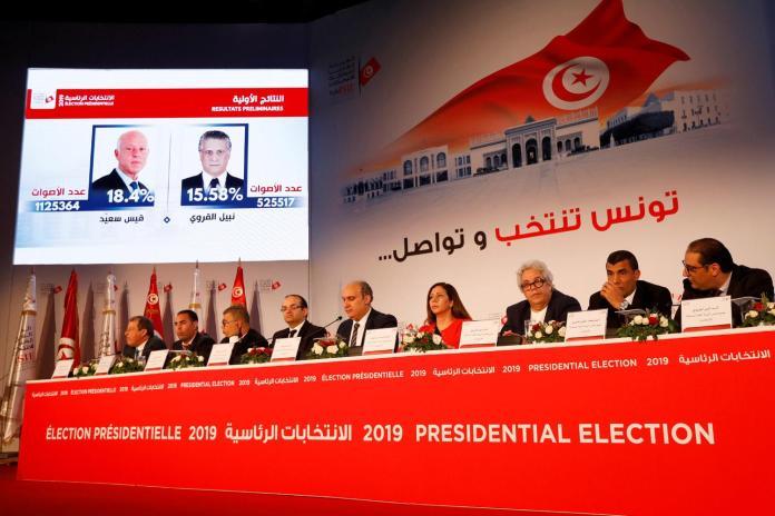 الدور الثاني للإنتخابات الرئاسية