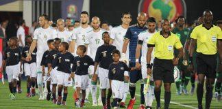 Algerie vs zimbabwe