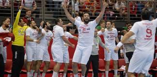 كرة اليد تونس