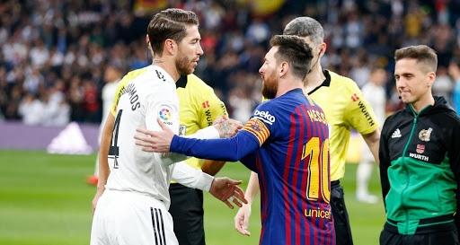 Real VS Barça