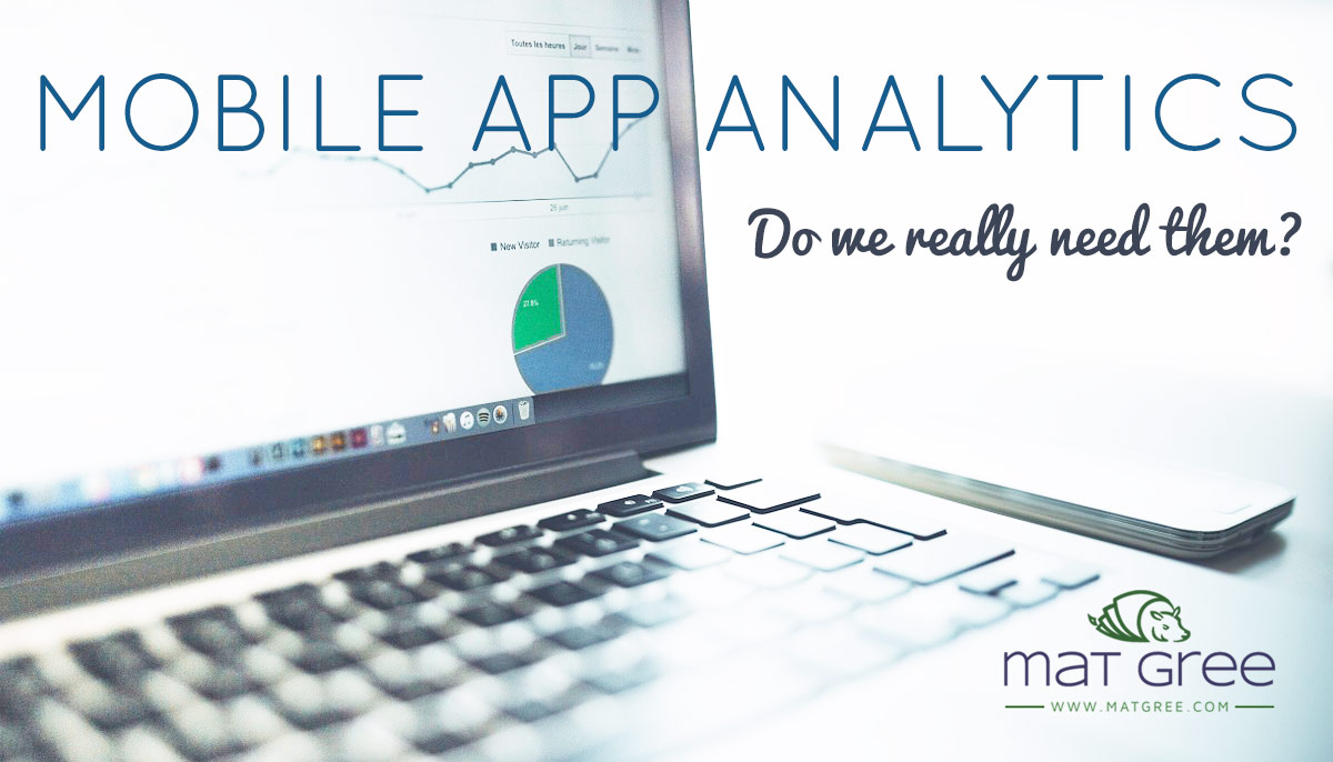 Mobile app analytics – do we really need them?