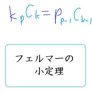 フェルマーの小定理