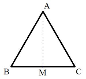 三角形の形状1