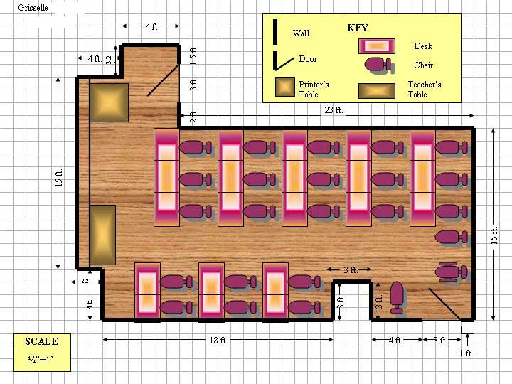 Draft A CAD Drawing Using MS PowerPoint 2013