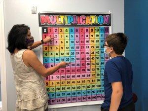 5th grade multiplication