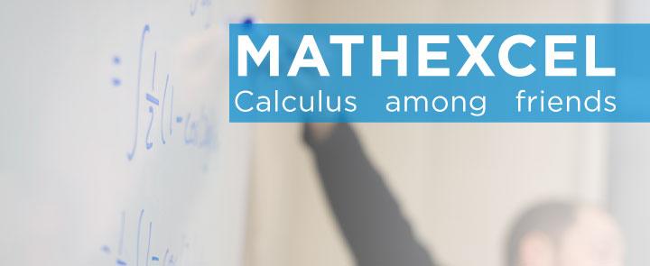 MathExcel banner