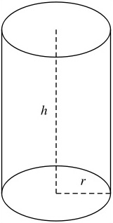 Cylinder shape in Geometry