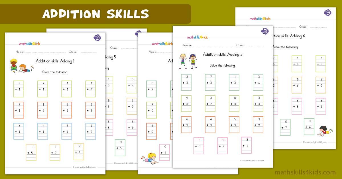 Math Worksheets Grade 1 – Math Worksheets