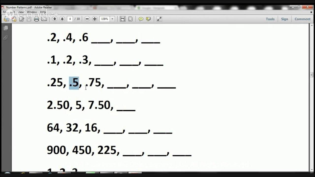 medium resolution of Math Worksheets Class 4 – Math Worksheets